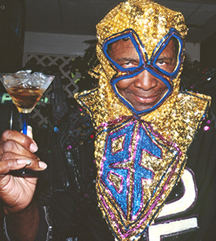 Blowfly, the original dirty rapper! And I just started Ron Silliman's 'Age of Huts (compleat)'