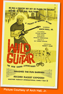 Arch Hall in Wild Guitar