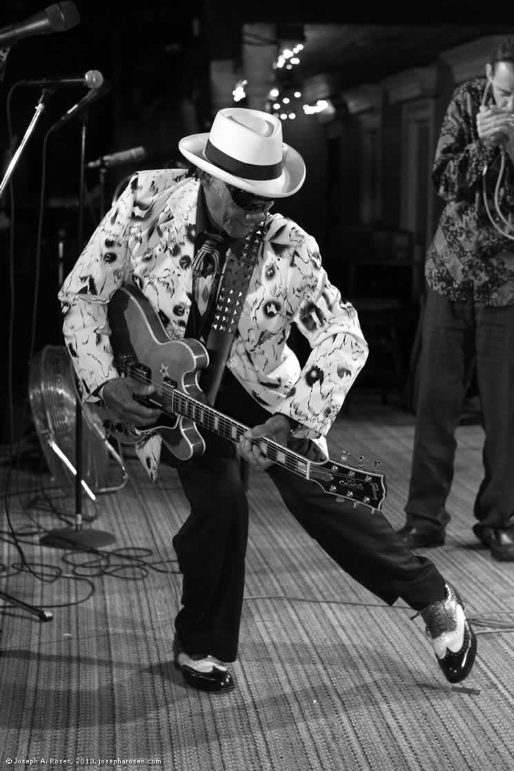 Little Freddie King, photo by Josheph A Rosen
