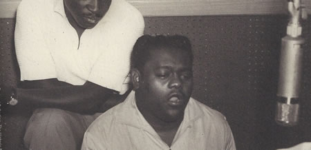 Dave Bartholomew and Fats Domino Film Footage by Joe Lauro